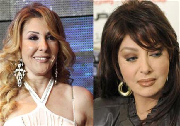 نبيلة عبيد توضح سبب الخلاف بينها وبين الفنانة نادية الجندي