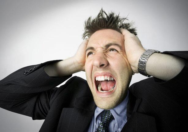 الضغط العصبي يصيب الرجال بالأنانية