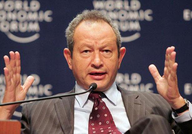 ساويرس: الاقتصاد المصري يحتاج لـ 60 مليار دولار على المدى القصير
