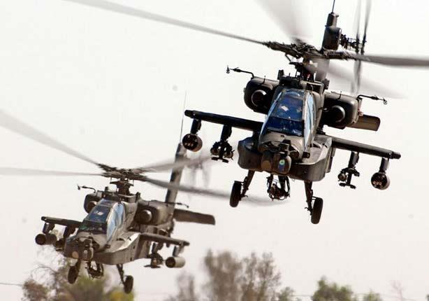 """مقتل 19 تكفيريًا من """"بيت المقدس"""" في شمال سيناء"""