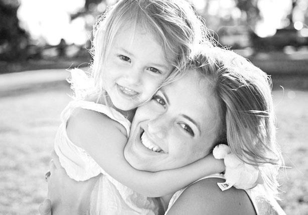 بالصور: لحظات فريدة لأمهات مع أطفالهن