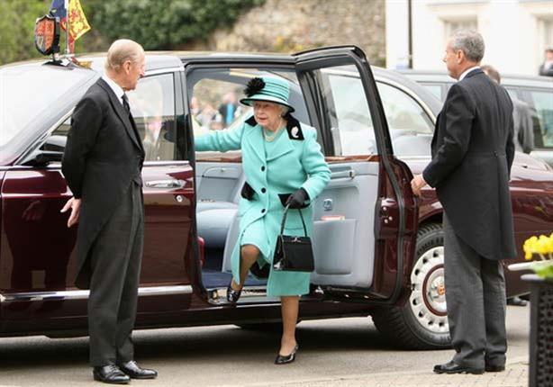وظيفة شاغرة كسائق لملكة بريطانيا !