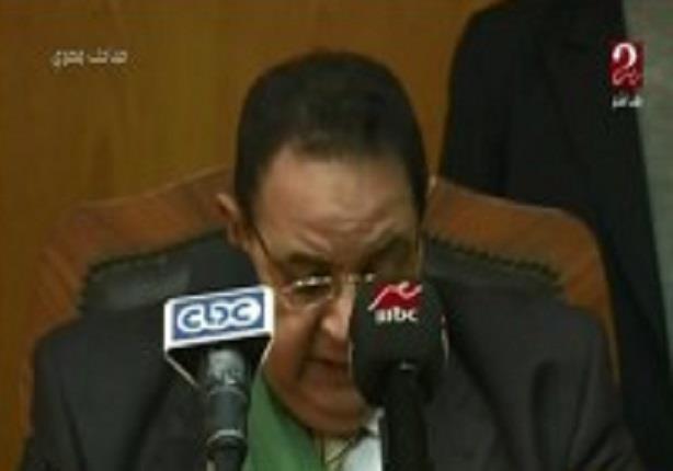 لحظة نطق الحكم على نجلى جمال صابر مؤسس حركة حازمون فى أحداث روض الفرج