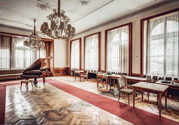 أكبر الفنادق المهجورة فى العالم..بالصور