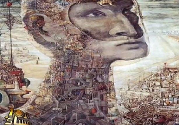 """ياسمين الجزار تكشف حقيقة اختفاء لوحة """"رجل السد العالى"""""""