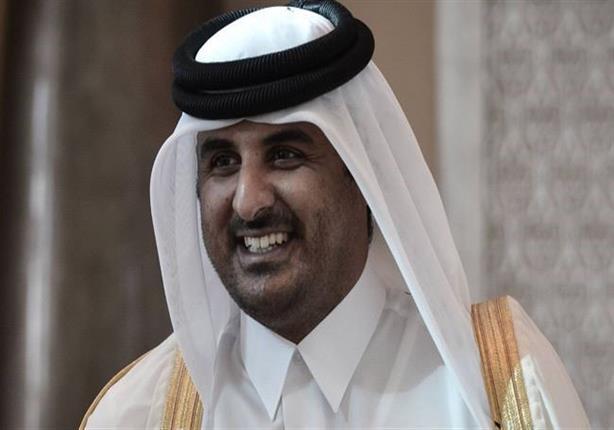أمير قطر يوجه رسالة لمصر في القمة العربية: شكراً على حسن الاستقبال