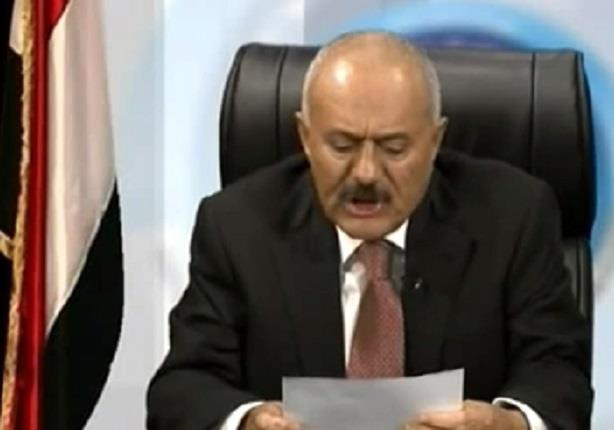 """عبد الله صالح يوجه رسالة للعرب.. ويؤكد: """"قصف اليمن بربري"""""""