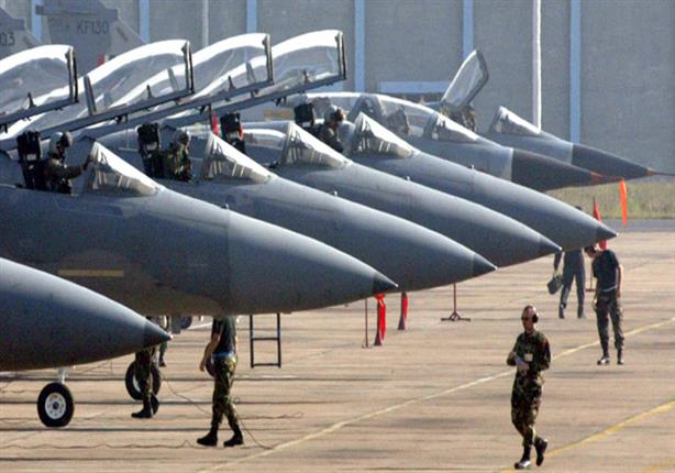 روسيا اليوم: 12 طائرة إف ـ 15 أمريكية تصل أوربا منتصف أبريل