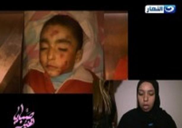 ام تعذب وتحرق طفلها حتى الموت