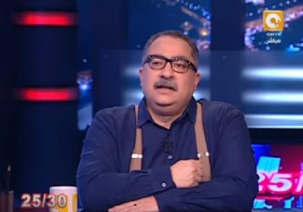 ابراهيم عيسى:خطأ كبير يرتكبه رئيس الوزراء المهندس إبراهيم محلب