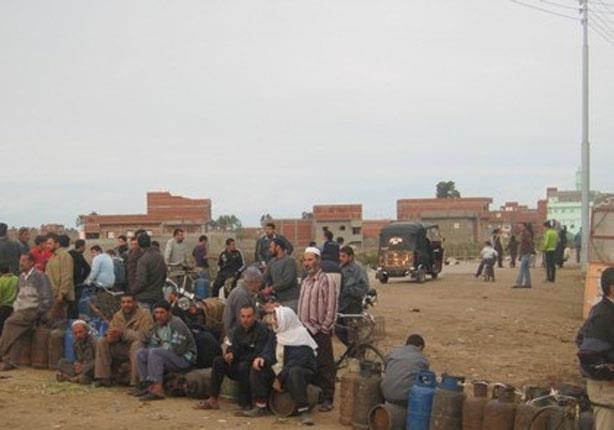 اختفاء اسطوانات البوتاجاز بالدقهلية..ومواطنون: تباع في السوق السوداء بـ 90 جنيه