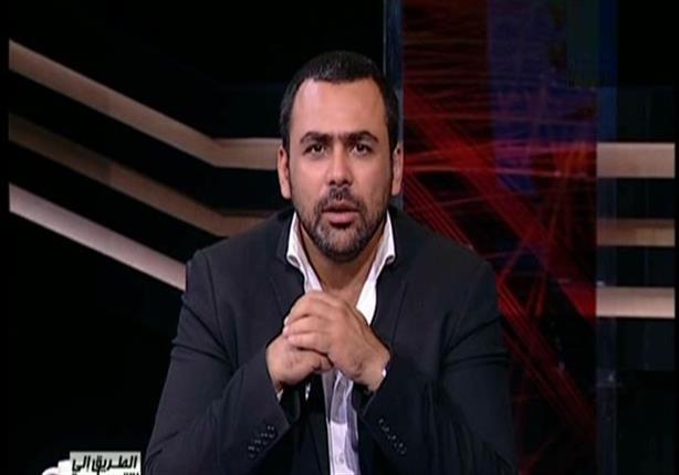 رسالة تهديد بالقتل ليوسف الحسيني على الهواء