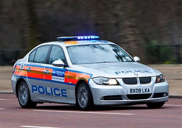 فيديو مطاردة سيارة نجل شيخ عربي من قبل شرطة لندن