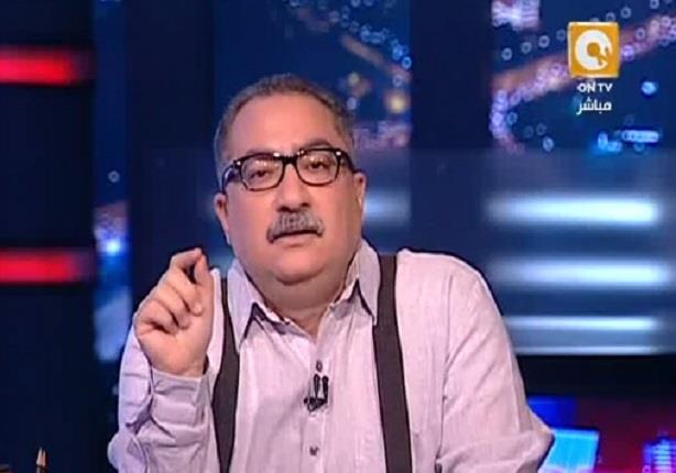 إبراهيم عيسى: مرشد الإخوان لو دخل بيتي هرحب بيه