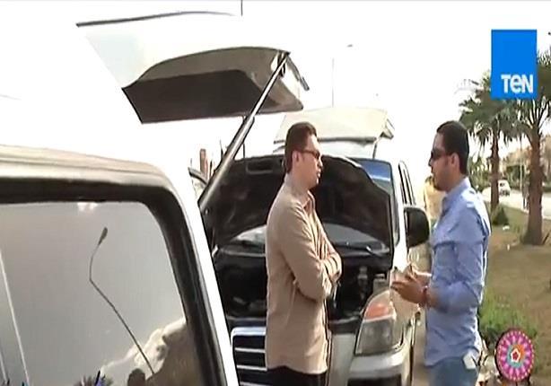"""أول سيارة فى مصر لغسيل السيارات """"دليفرى"""""""