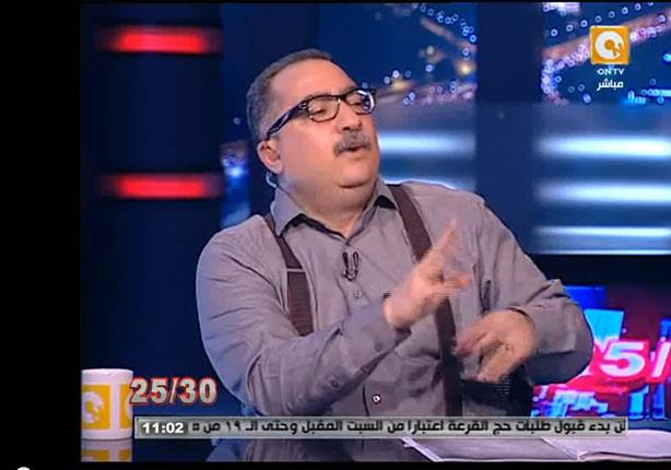 إبراهيم عيسى : مفيش فارق بين برهامي والبغدادي
