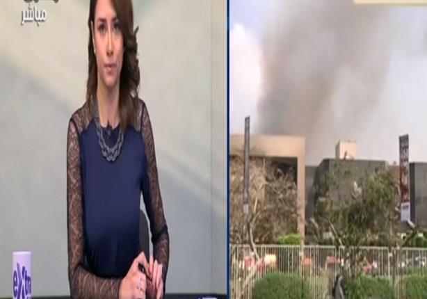 متحدث وزارة الصحة يكشف عن الاعداد الحقيقة للاصابات فى حادث اندلاع حريق بقاعة المؤتمرات