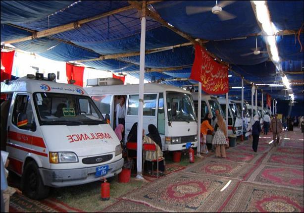 الأطباء تطلق قوافل طبية بشبرا الخيمة لخدمة 2 مليون نسمة