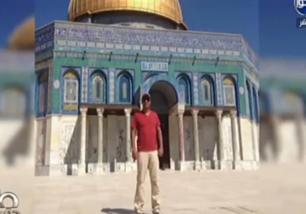 هشام الجخ يكشف حقيقة ما نردد عن سفره لفلسطين عن طريق ختم اسرائيلي