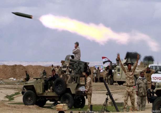 """القوات العراقية """"تحرر مطار الدور"""""""