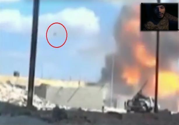 """داعشي """"مسطول"""" يفجر نفسه في ليبيا"""