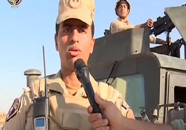 القوات المسلحة تعرض فيلما تسجيليا عن شهداء الجيش والشرطة