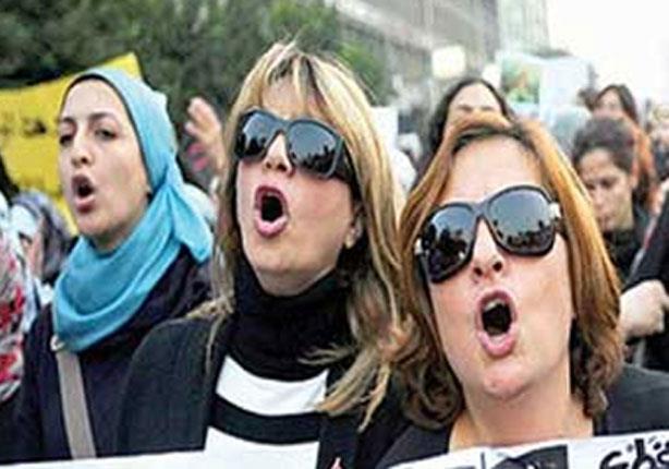 ثورة خلع الحجاب في ميدان التحرير والازهر يوافق من اول مايو 2015