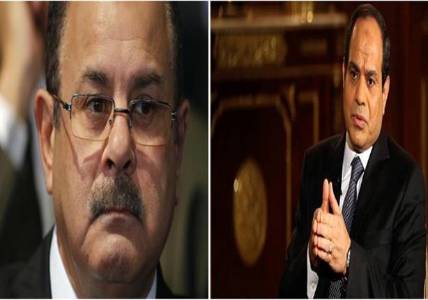 السبب الحقيقي لإجتماع الرئيس السيسي مع وزير الداخلية و مدير المخابرات