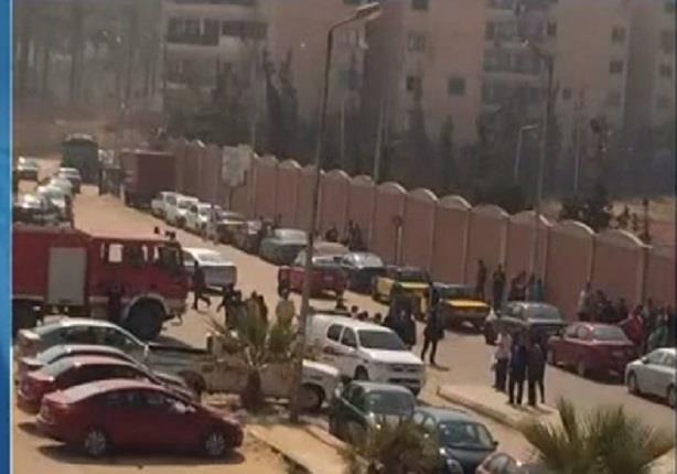 إبطال مفعول قنبلة بمحيط الأكاديمية العربية للعلوم والتكنولوجيا في الإسكندرية