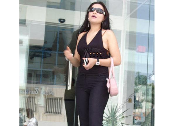"""الفنانة """"نجلا"""" تقيم دعوى قضائية للمطالبة بإلغاء قرار منعها من دخول مصر"""