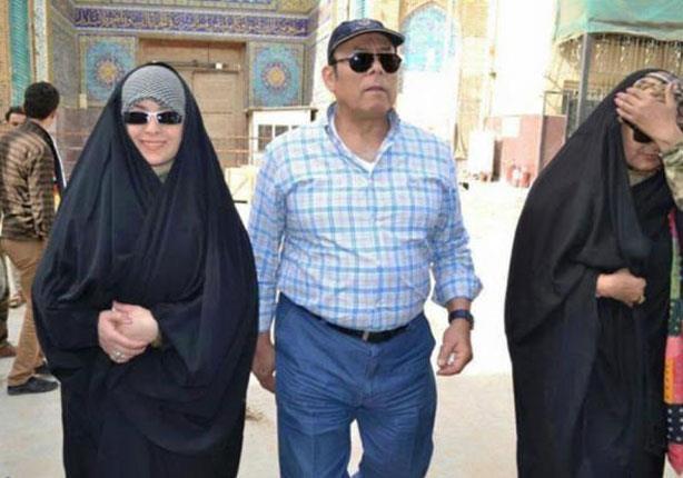 حنان شوقى تكشف لوائل الابراشي تفاصيل زيارتها للعراق