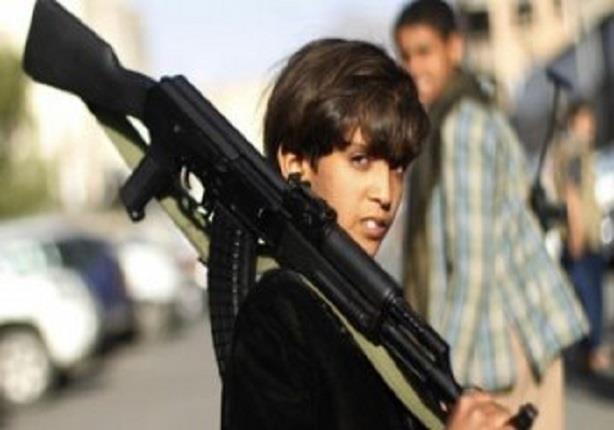 الحوثيون يجبرون أطفال المدارس اليمنية على القتال