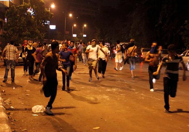 اشتباكات بين الشرطة والإخوان بـ 6 أكتوبر