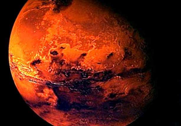 اكتشاف آثار الملح على كوكب المريخ