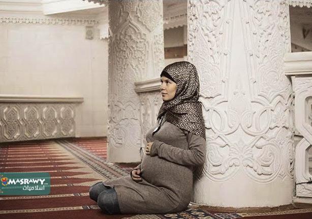 إعجاز الخالق في صلاة المرأة الحامل 2015_4_20_13_54_18_33
