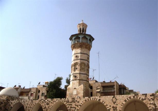 بالصور..الجامع الأعلى الكبير بسوريا