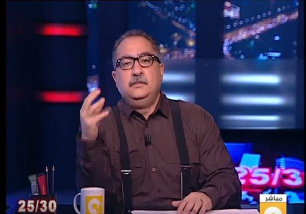 إبراهيم عيسى: موقف البرادعي أكثر شرفاً من الأزهر