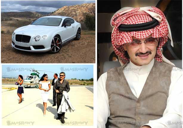 قانون عسكري وراء حذف تغريدة الوليد بن طلال
