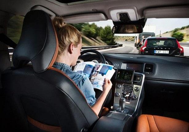 دراسة: السيارات ذاتية القيادة تجعل الناس يشعرون بالمرض