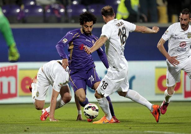 """بالمواعيد- فيورنتينا """"صلاح"""" يصطدم بحامل اللقب في نصف نهائي الدوري الأوروبي"""