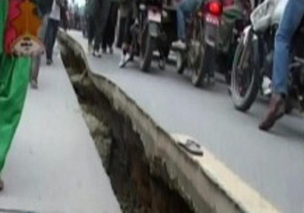 شاهد الآثار المدمرة لزلزال المدمر بنيبال