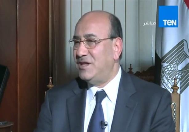 """هشام جنينة يكشف مفاجأة اتبعتلي"""" رسائل تهديد"""" من وزارة الداخلية والنيابة العامة"""