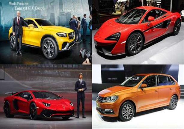 بالصور: معرض شنغهاي السنوي للسيارات
