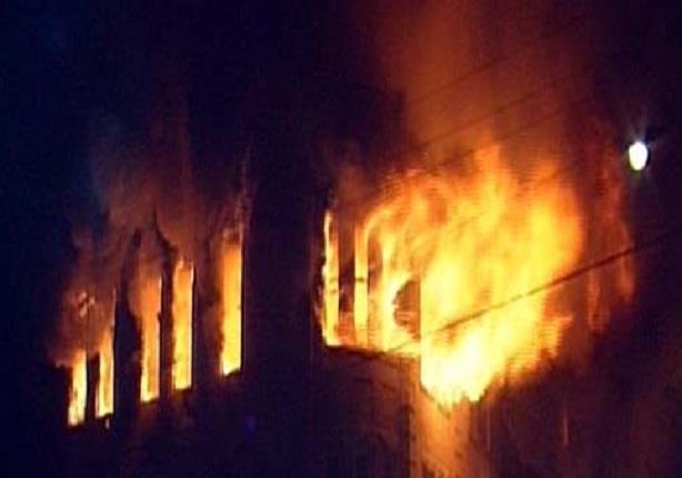 السيطرة على 3 حرائق فى أبراج شبكات محمول بمناطق متفرقة فى مدينة 6 أكتوبر