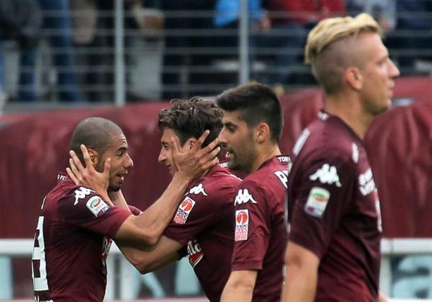 أهداف مباراة (تورينو 2 - يوفنتوس 1)
