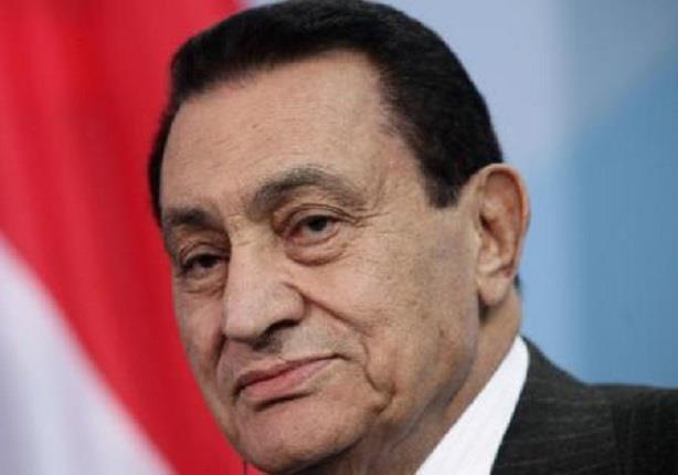 مبارك يوجه رسالة هامة للمصريين