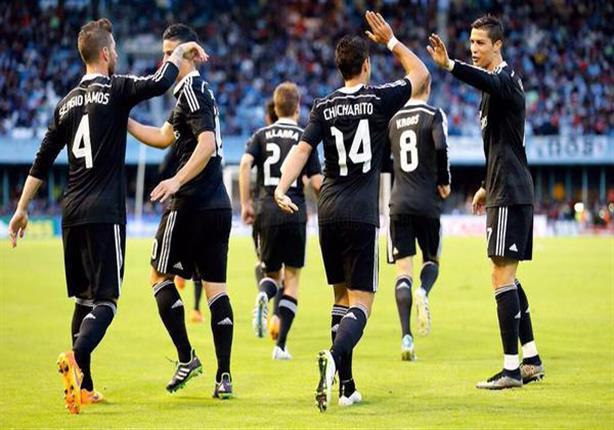 أهداف سيلتا فيجو 2 - ريال مدريد 4