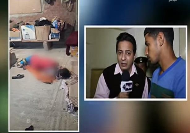 المتهم بجريمة قتل السيدة واغتصبها في المقطم يكشف السر وراء الجريمة