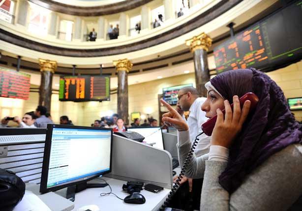 مؤشرات البورصة تواصل الهبوط الجماعي وسط خسارة 7.4 مليار جنيه
