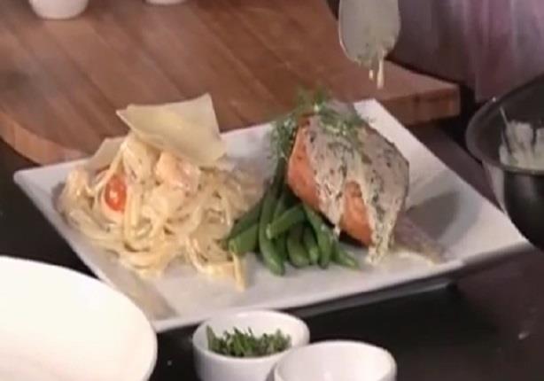 اكلات سمك متنوعة من بلاد مختلفة - الشيف علاء الشربيني